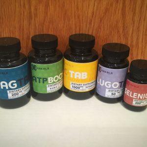 Iodine Suppl Kit - 50 mg 90 tab + ATP